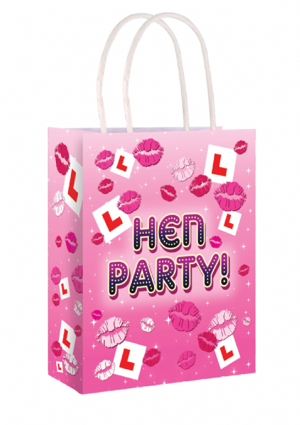 L Plate Hen Party Bag
